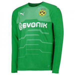 BVB Away Goalkeeper Shirt 2018-19