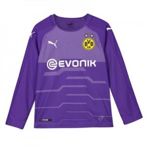 BVB Third Goalkeeper Shirt 2018-19 - Kids