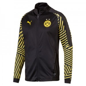 BVB Training Stadium Jacket - Black