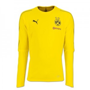 BVB Training Jersey - Yellow - Long Sleeve