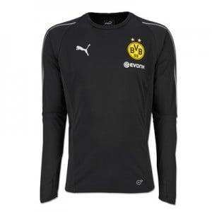 BVB Training Jersey - Black - Long Sleeve