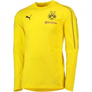 BVB Training Sweatshirt - Yellow