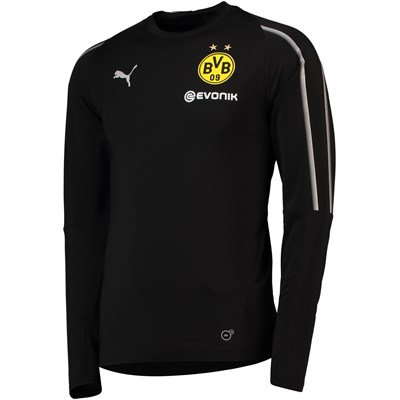 BVB Training Sweatshirt - Black