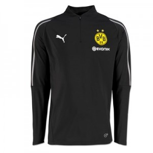 BVB 1/4 Zip Training Top - Black