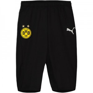 BVB 3/4 Training Pant - Black - Kids