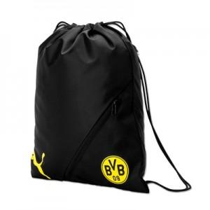 BVB Gym Sack - Black