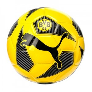 BVB Fan Football - Yellow - Size 5