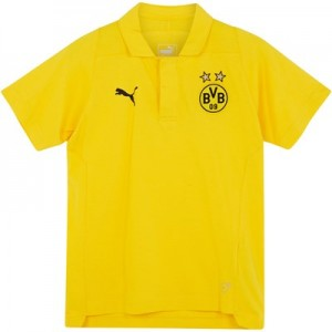 BVB Casuals Polo - Yellow - Kids