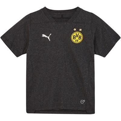 BVB Casuals T-Shirt - Dark Grey- Kids