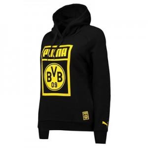 BVB Fan Hoodie - Black - Womens