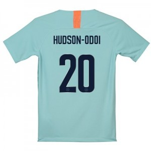 Chelsea Third Cup Stadium Shirt 2018-19 - Kids with Hudson-Odoi 20 printing