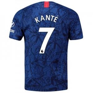 Chelsea Home Stadium Shirt 2019-20 with Kanté 7 printing