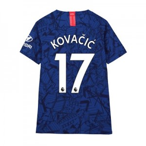 Chelsea Home Vapor Match Shirt 2019-20 - Kids with Kovacic  17 printing