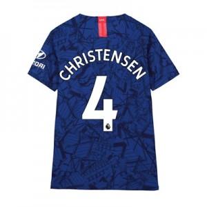 Chelsea Home Vapor Match Shirt 2019-20 - Kids with Christensen 4 printing