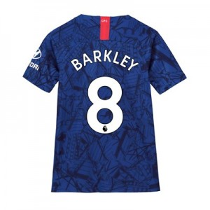 Chelsea Home Stadium Shirt 2019-20 - Kids with Barkley 8 printing
