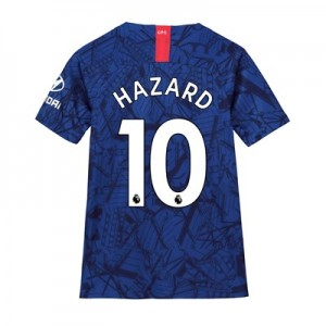 Chelsea Home Stadium Shirt 2019-20 - Kids with Hazard 10 printing