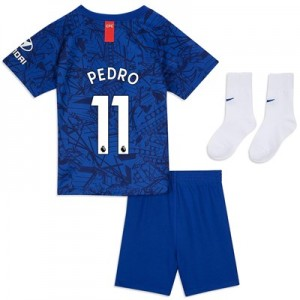 Chelsea Home Stadium Kit 2019-20 - Infants with Pedro 11 printing