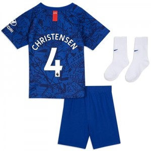 Chelsea Home Stadium Kit 2019-20 - Infants with Christensen 4 printing