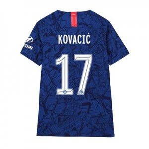 Chelsea Home Cup Vapor Match Shirt 2019-20 - Kids with Kovacic  17 printing