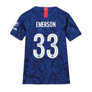 Chelsea Home Cup Stadium Shirt 2019-20 - Kids with Emerson 33 printing