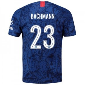 Chelsea Home Cup Stadium Shirt 2019-20 with Bachmann 23 printing