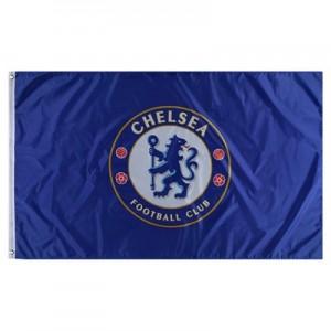 Chelsea Crest Flag