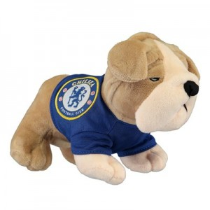 Chelsea Plush British Bulldog