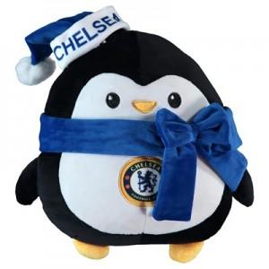 Chelsea Penguin Soft Toy
