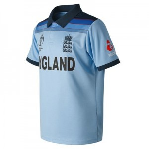 Cricket World Cup England Cricket World Cup 2019 ODI Shirt - Kids
