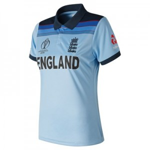 Cricket World Cup England Cricket World Cup 2019 ODI Shirt - Womens
