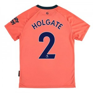 Everton Away Shirt 2019-20 - Kids with Holgate 2 printing