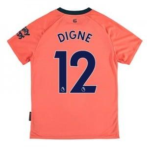 Everton Away Shirt 2019-20 - Kids with Digne 12 printing