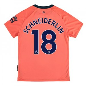Everton Away Shirt 2019-20 - Kids with Schneiderlin 18 printing