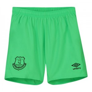 Everton Goalkeeper Home Shorts 2018-19 - Kids