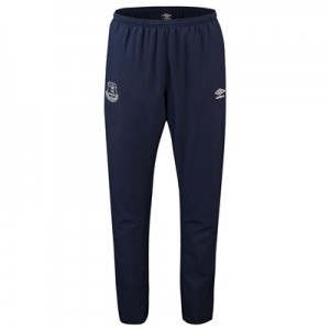 Everton Training Woven Pants - Dark Blue
