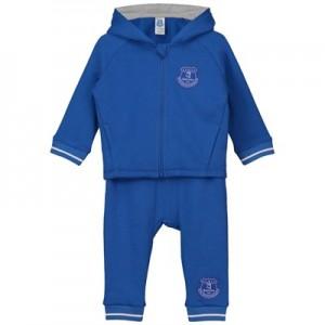 Everton Baby Jogsuit - Blue - Unisex