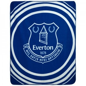 Everton Pulse Fleece Blanket