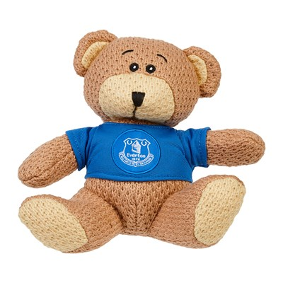 Everton Crochet Bear
