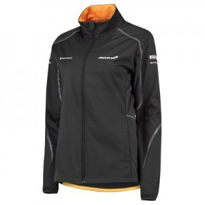 McLaren Official 2018 Team Softshell Jacket - Womens