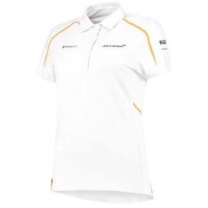 McLaren Official 2018 Team Polo Shirt - Womens