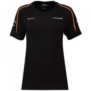 McLaren Official 2018 Team Set Up T-Shirt - Womens