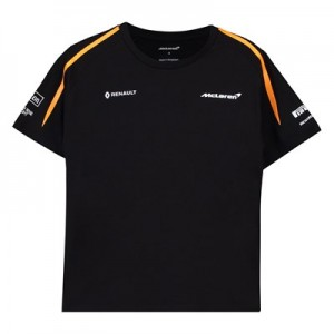 McLaren Official 2018 Team Set Up T-Shirt - Kids