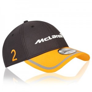 McLaren Official 2018 Stoffel Vandoorne Cap - New Era 9FORTY