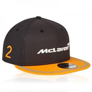 McLaren Official 2018 Stoffel Vandoorne Cap - New Era 9FIFTY