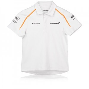 McLaren Official 2018 Team Polo Shirt - Kids