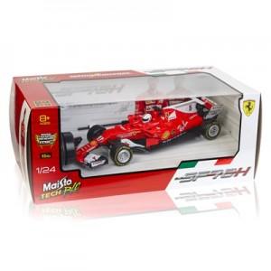 Scuderia Ferrari Radio Control 2017 SF-70H - Sebastian Vettel - 1:24 Scale