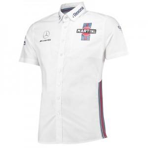 Williams Martini Racing 2018 Team Short Sleeve Shirt