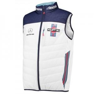 Williams Martini Racing 2018 Team Gilet