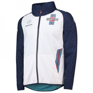 Williams Martini Racing 2018 Team Rain Jacket