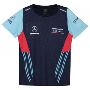 Williams Racing 2018 Team T-Shirt - Kids
